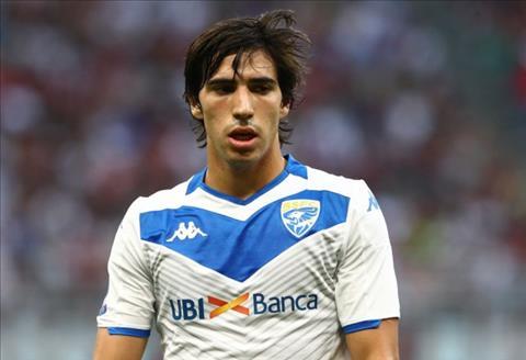 Chi 40 triệu bảng, MU mua Sandro Tonali của Brescia hình ảnh