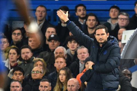 Chelsea cua Lampard de thua 3 tran tren san nha o mua giai nay