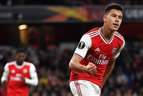 Arsenal Gabriel Martinelli an mung