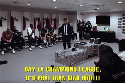 VIDEO Lời truyền lửa đầy dữ dội của HLV Salzburg trận gặp Liverpool hình ảnh