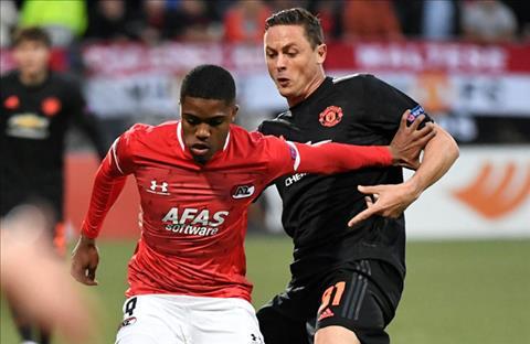 TRỰC TIẾP AZ Alkmaar 0-0 MU (H1) Quỷ đỏ vẫn nhạt nhòa như mọi khi hình ảnh 2