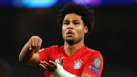 Tiền vệ Serge Gnabry tiết lộ từng bị bố cấm gia nhập Bayern Munich hình ảnh