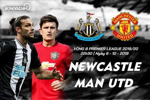 Nhan dinh Newcastle vs Man Utd (22h30 ngay 6/10): Khung hoang dut chua?