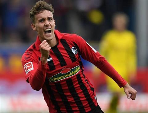 Bàn thắng kết quả Freiburg vs Dortmund 2-2 Bundesliga 201920 hình ảnh