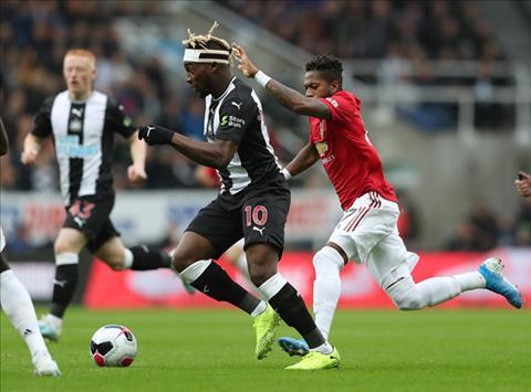 Newcastle vs MU