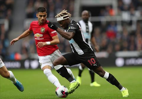 Newcastle vs MU