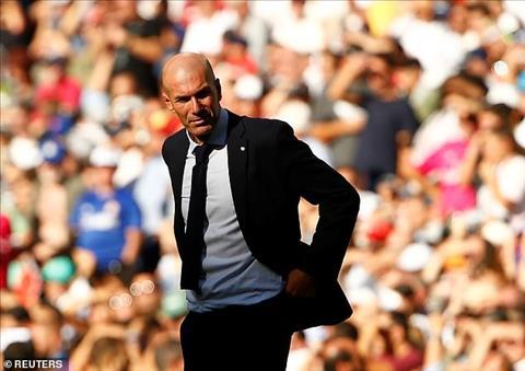 Real Madrid 4-2 Granada: Zinedine Zidane