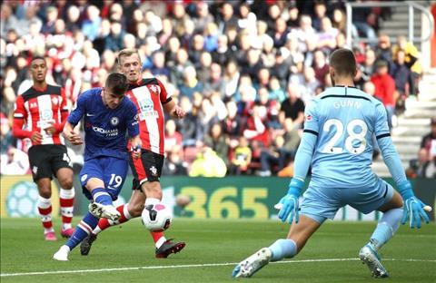 5 điểm nhấn sau trận thắng tưng bừng của Chelsea trước Southampton hình ảnh 2