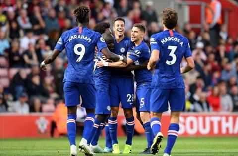Chelsea dan Southampton 3-1