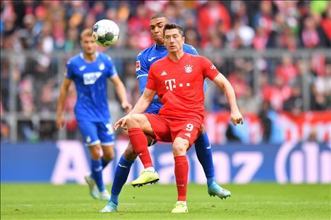 Bayern Munich 1-2 Hoffenheim Thất bại lịch sử hình ảnh 2