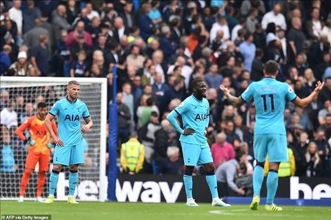 Brighton 3-0 Tottenham