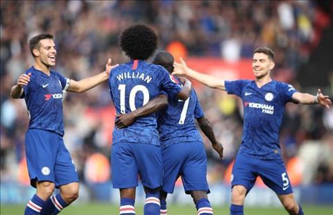 Chelsea dan Southampton 3-1 2