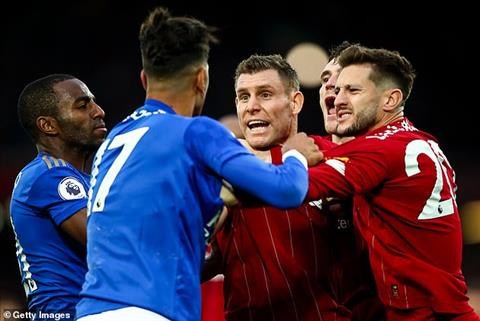 Trent Alexander-Arnold có linh cảm không lành trước vs Leicester hình ảnh