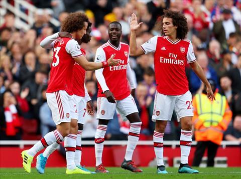 Arsenal danh bai Bournemouth 1-0