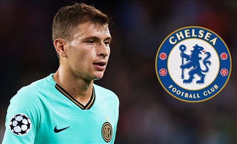 Nicolo Barella tiết lộ đã tiến gần tới cửa gia nhập Chelsea hình ảnh
