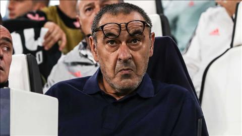 HLV Maurizio Sarri nói về trận Inter Milan vs Juventus hình ảnh