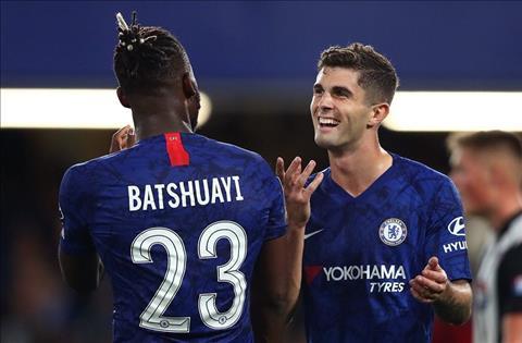 Thống kê Southampton 1-4 Chelsea Sự kỵ giơ kéo dài hình ảnh