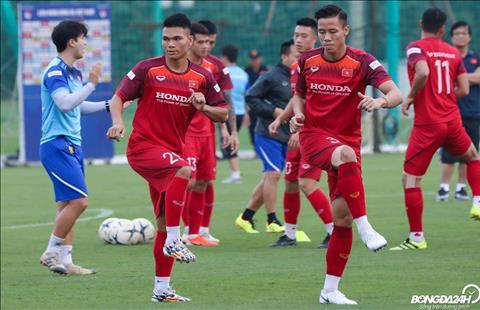 Ngoai Doan Van Hau, thay Park dang so huu Trong Hoang, Van Thanh, Xuan Manh.
