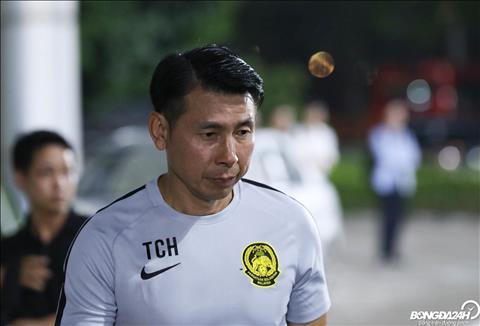Lộ lý do HLV Tan Cheng Hoe bỏ họp báo sau trận thua ĐT Việt Nam hình ảnh
