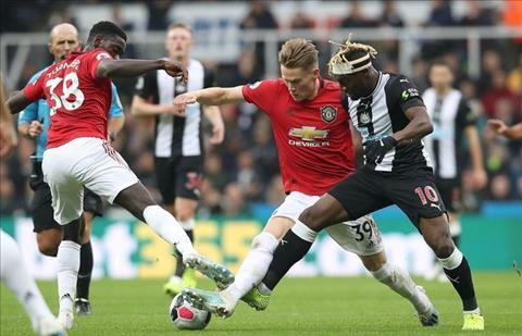 Newcastle vs MU 1-0 Khi cuộc đua trụ hạng đã gần kề hình ảnh
