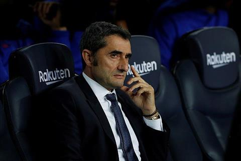 Bất ngờ với cái tên Barca dự định thay Ernesto Valverde hình ảnh