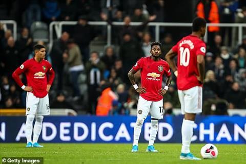 Manchester United: Hành trình 6 năm trượt dài