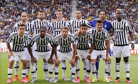 Juventus 2015–16
