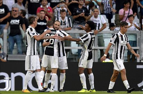 Juventus 2017–18