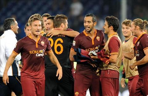 Roma 2013–14