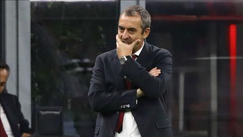 Khởi đầu tệ hại, AC Milan sa thải HLV Marco Giampaolo hình ảnh
