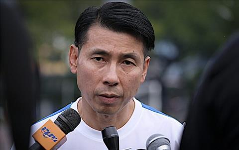 HLV Tan Cheng Hoe đã có cách xuyên thủng hàng phòng ngự ĐT Việt Nam hình ảnh