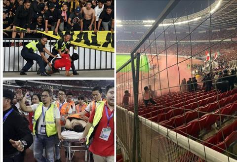 AFC ra án phạt cho Indonesia trước trận gặp ĐT Việt Nam hình ảnh