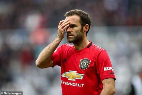 8Live đưa tin Mata đánh giá MU giờ còn không bằng Leicester