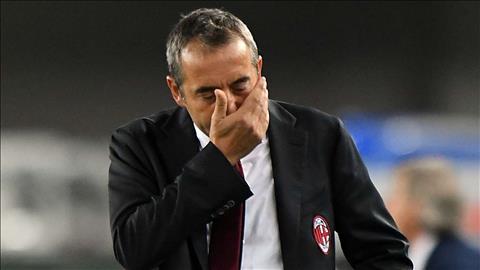 AC Milan chính thức sa thải HLV Marco Giampaolo hình ảnh