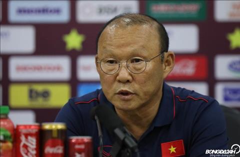 HLV Park Hang Seo nói gì sau chiến thắng trước Malaysia hình ảnh