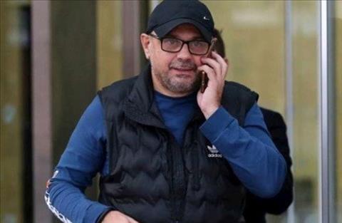 Cựu cầu thủ bóng đá ngồi tù vì hành động xoạc bóng hình ảnh