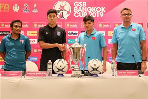 U19 Việt Nam quyết hạ chủ nhà U19 Thái Lan hình ảnh