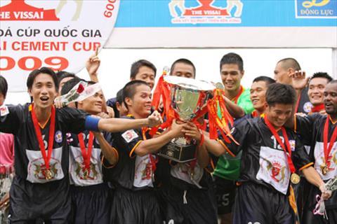 Hà Nội và những đội bóng từng vô địch Cúp quốc gia trong lịch sử hình ảnh 2