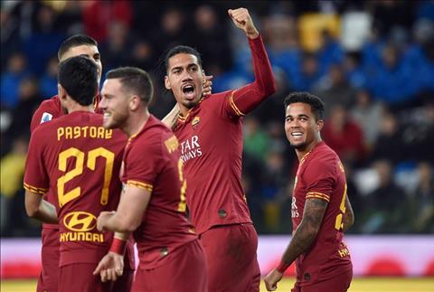 VIDEO Chris Smalling Phòng ngự ở Serie A khó hơn Ngoại Hạng Anh hình ảnh