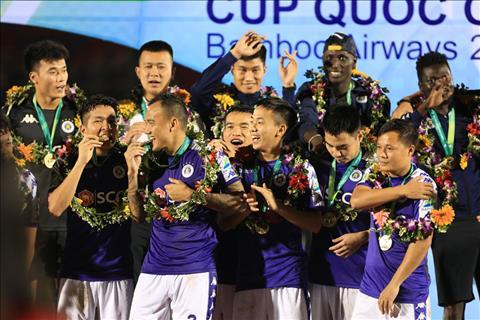 CLB Hà Nội giành Cúp Quốc gia 2019 Nhà vô địch thật sự hình ảnh