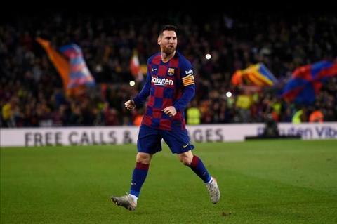 Barca 4-1 Celta Vigo Messi đá phạt thăng hoa, Blaugrana bảo vệ ngôi đầu La Liga hình ảnh 3