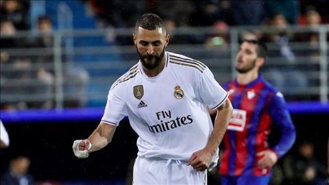 Eibar 0-4 Real Madrid Benzema lập cú đúp, Los Blancos tiếp tục thắng to hình ảnh 2