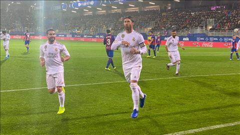 Eibar 0-4 Real Madrid Benzema lập cú đúp, Los Blancos tiếp tục thắng to hình ảnh 3