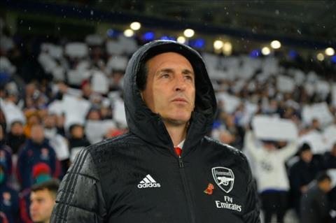 Ghế của HL Emery vẫn lung lay dù được BLĐ Arsenal ủng hộ hình ảnh