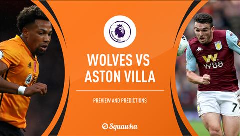 Wolves vs Aston Villa 21h00 ngày 1011 Premier League 201920 hình ảnh