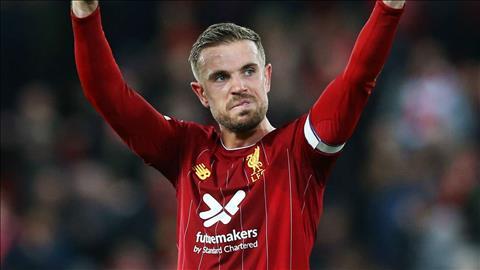 Tiền vệ Henderson khẳng định sự tôn trọng dành cho Man City hình ảnh
