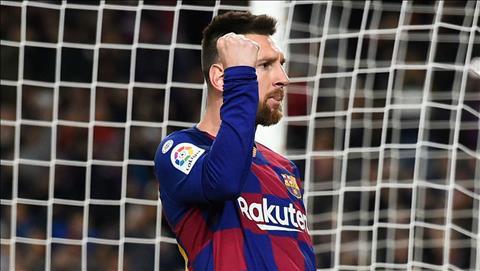 Đá phạt siêu hạng, Messi san bằng kỷ lục của Ronaldo hình ảnh