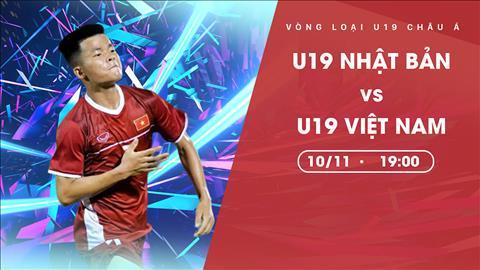 Trực tiếp bóng đá U19 Việt Nam vs U19 Nhật Bản link xem HD hình ảnh