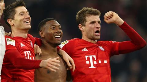 Vùi dập Dortmund, Lewandowski và Muller lập siêu kỷ lục hình ảnh