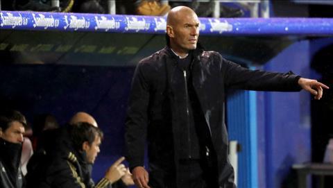 HLV Zidane nói gì sau chiến thắng đậm trước Eibar hình ảnh